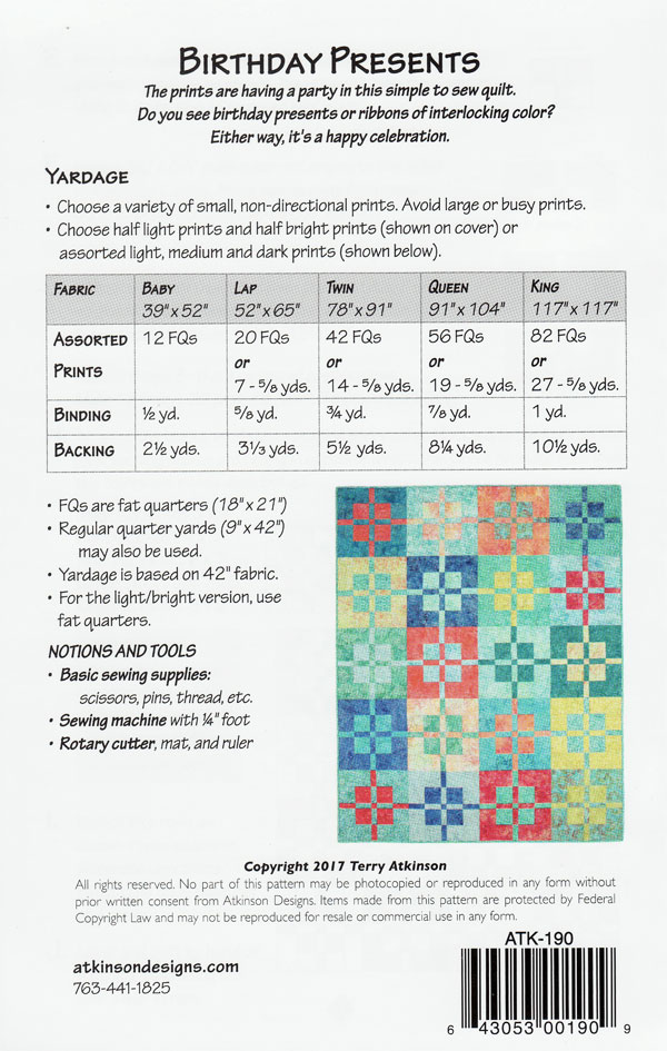 Birthday-Presents-sewing-pattern-Atkinson-Designs-back
