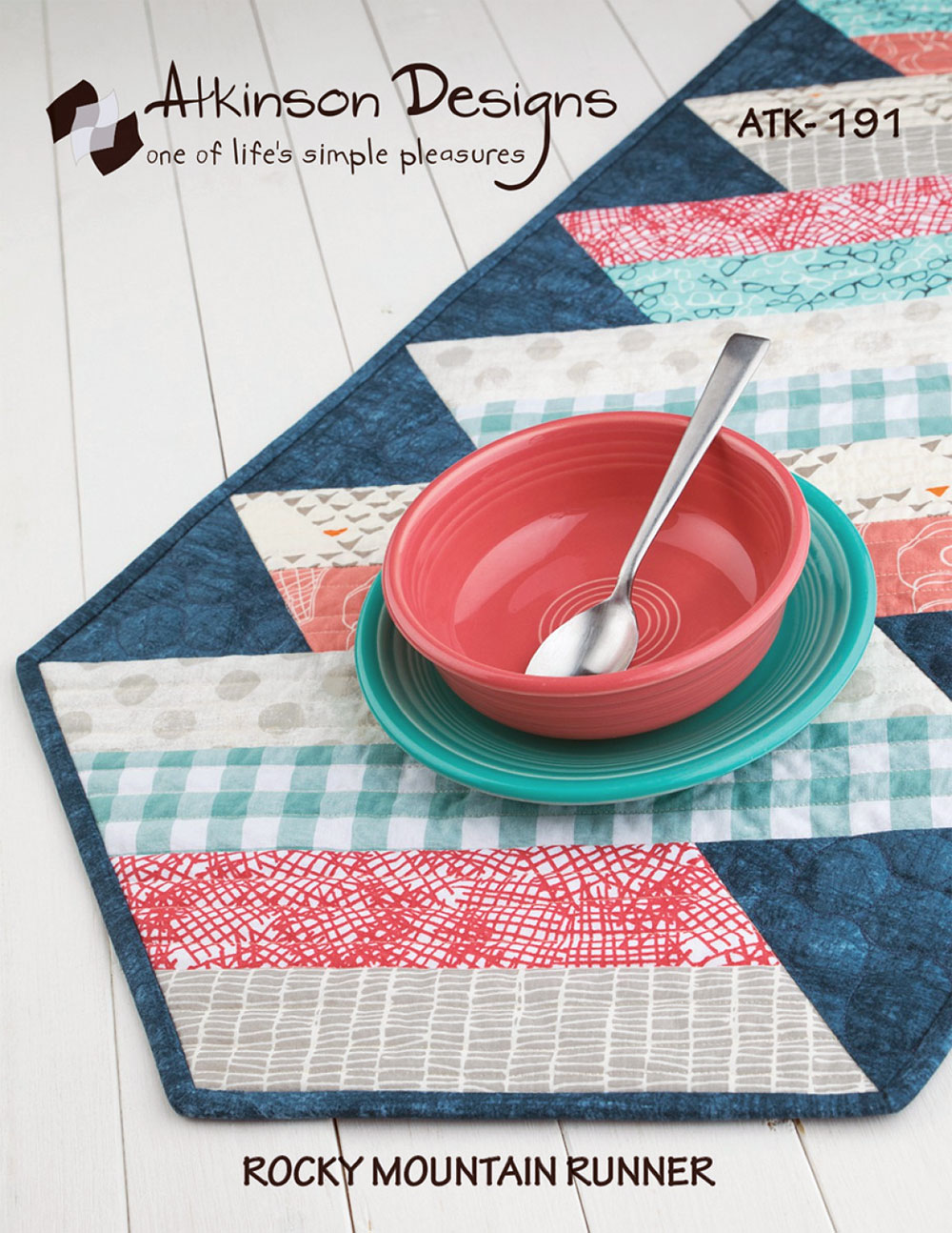 Rocky-Mountain-Table-Runner-sewing-pattern-Atkinson-Designs-front