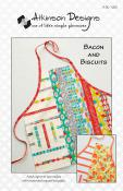 Bacon and Biscuits Aprons sewing pattern from Atkinson Designs