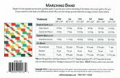 Marching Band quilt sewing pattern from Atkinson Designs 1