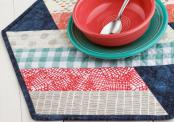 Rocky Mountain Table Runner sewing pattern from Atkinson Designs 3