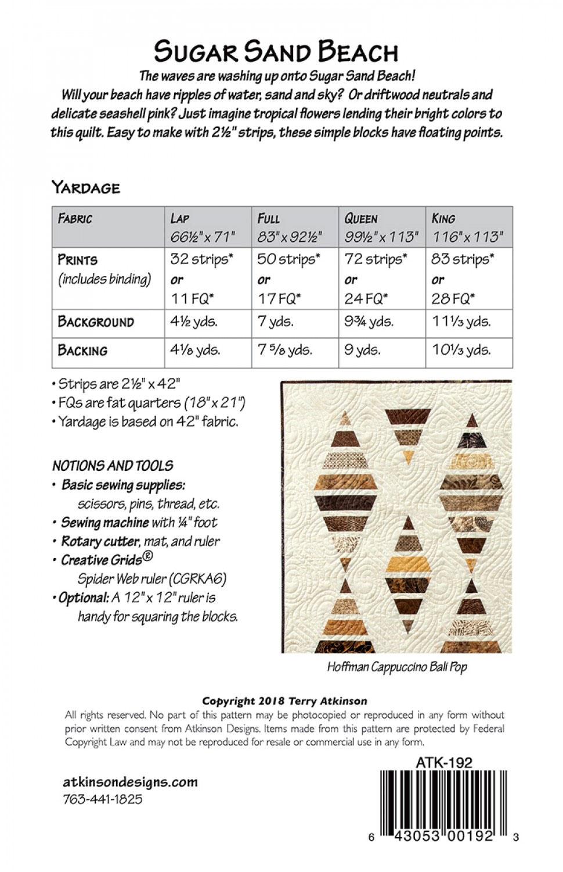 Sugar-Sand-Beach-quilt-sewing-pattern-Atkinson-Designs-back