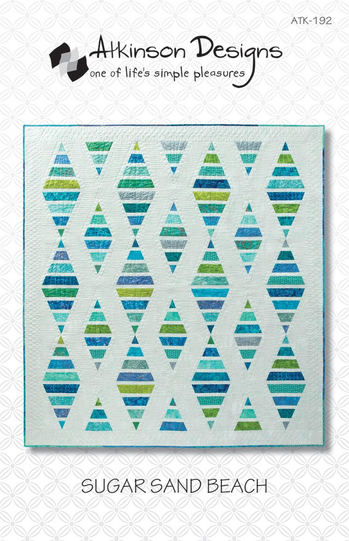 Sugar-Sand-Beach-quilt-sewing-pattern-Atkinson-Designs-front