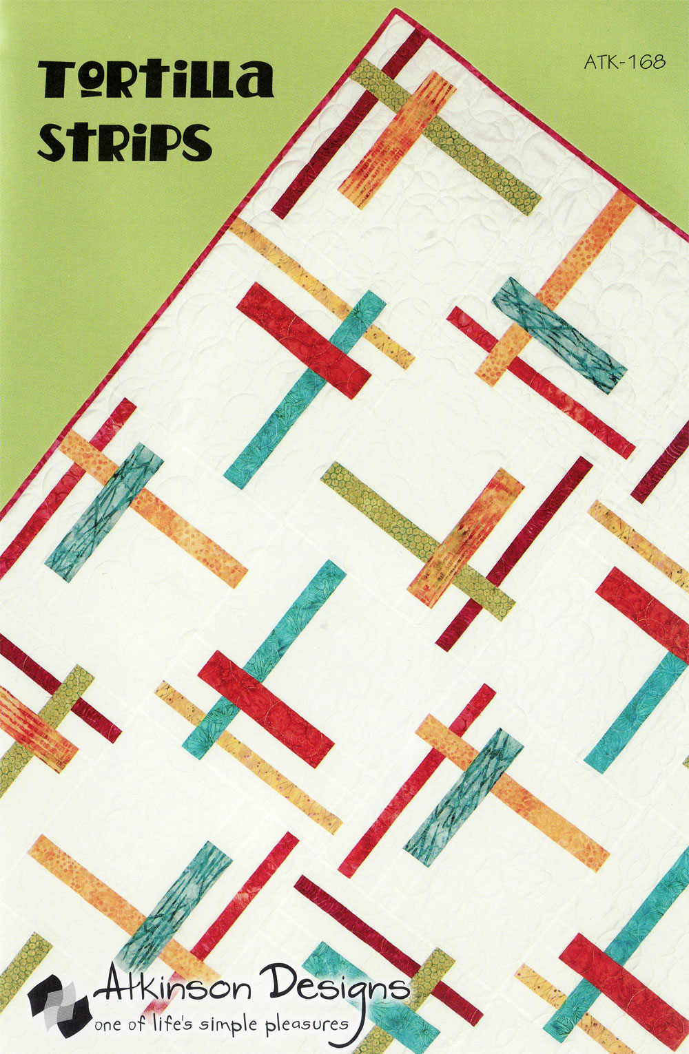 Tortilla-Strips-quilt-sewing-pattern-Atkinson-Designs-front