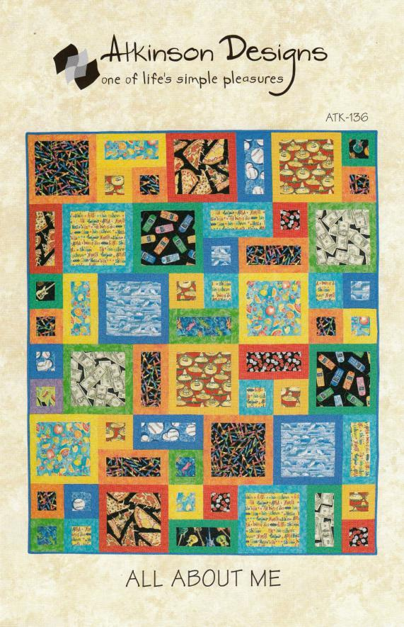 All-About-Me-quilt-sewing-pattern-Atkinson-Designs-front