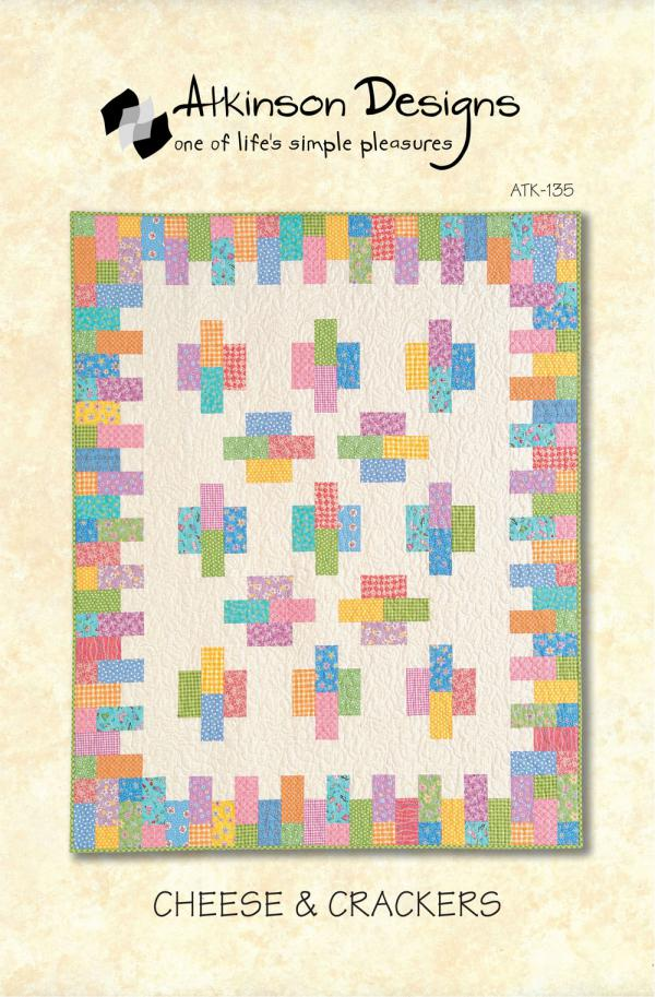 Cheese-and-Crackers-quilt-sewing-pattern-Atkinson-Designs-front