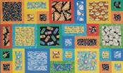 All About Me quilt sewing pattern from Atkinson Designs 2