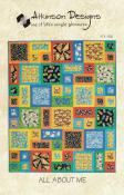 All About Me quilt sewing pattern from Atkinson Designs