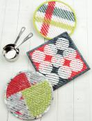 Krista's Kitchen Hot Pads sewing pattern from Atkinson Designs 3