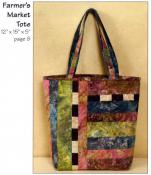 Let's Do Lunch Tote Bags and Table Runners sewing pattern book from Atkinson Designs 3