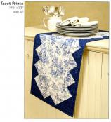 Let's Do Lunch Tote Bags and Table Runners sewing pattern book from Atkinson Designs 7