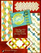 Let's Do Lunch Tote Bags and Table Runners sewing pattern book from Atkinson Designs