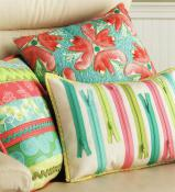 Pillow Trio sewing pattern from Atkinson Designs 3