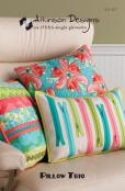Pillow Trio sewing pattern from Atkinson Designs