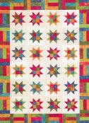 Stars & Strips quilt sewing pattern from Atkinson Designs 3