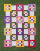Tile Tango quilt sewing pattern from Atkinson Designs 3