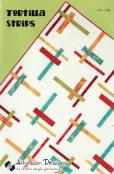 Tortilla Strips quilt sewing pattern from Atkinson Designs