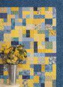 Yellow Brick Road quilt sewing pattern from Atkinson Designs 2