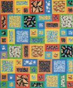 All About Me quilt sewing pattern from Atkinson Designs 3