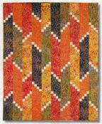 Fire Escape quilt sewing pattern from Atkinson Designs 2