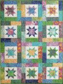 Lucky Stars quilt sewing pattern from Atkinson Designs 2