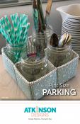Pint Size Parking sewing pattern from Atkinson Designs