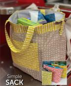 Simple Sack sewing pattern from Atkinson Designs 2