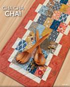 Cha Cha Cha! table runner sewing pattern from Atkinson Designs 2