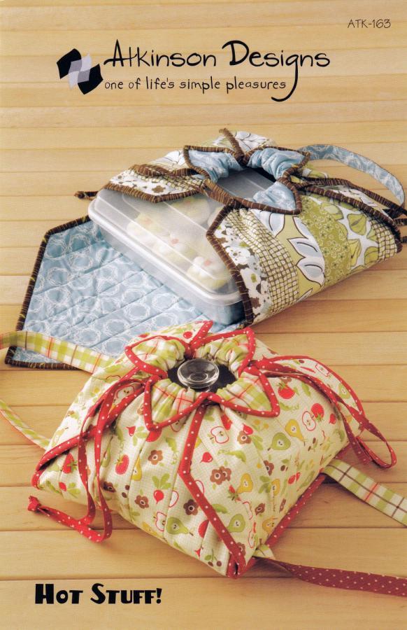 Hot Stuff sewing pattern from Atkinson Designs