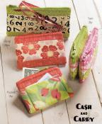 Cash & Carry zippered pouches sewing pattern from Atkinson Designs 3