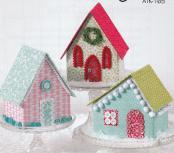 Glitter Village sewing pattern from Atkinson Designs 2