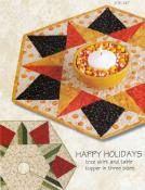 Happy Holidays sewing pattern from Atkinson Designs 2