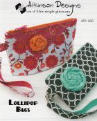 Lollipop Bags sewing pattern from Atkinson Designs