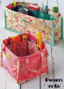 Pockets To Go organizer sewing pattern from Atkinson Designs 2