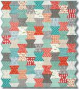 Dovetail quilt sewing pattern from Atkinson Designs 2