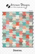 Dovetail quilt sewing pattern from Atkinson Designs