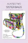 Sister Bags sewing pattern from Aunties Two