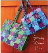 Breezy Weave Bags sewing pattern from Aunties Two 2