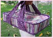 Cindy's Casserole Carrier sewing pattern from Aunties Two 2