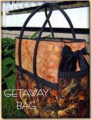 Getaway Bag sewing pattern from Aunties Two 2