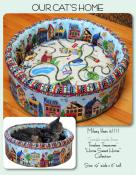 Our Cat's Home sewing pattern from Aunties Two 2