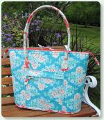 A Perfectly Practical Bag sewing pattern from Aunties Two 2