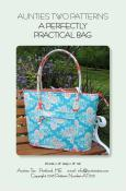 A Perfectly Practical Bag sewing pattern from Aunties Two