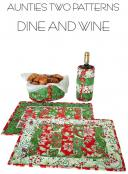 Dine and Wine sewing pattern from Aunties Two 2