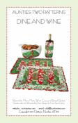 Dine and Wine sewing pattern from Aunties Two