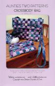 Crossbody Bag & Wallet sewing pattern from Aunties Two