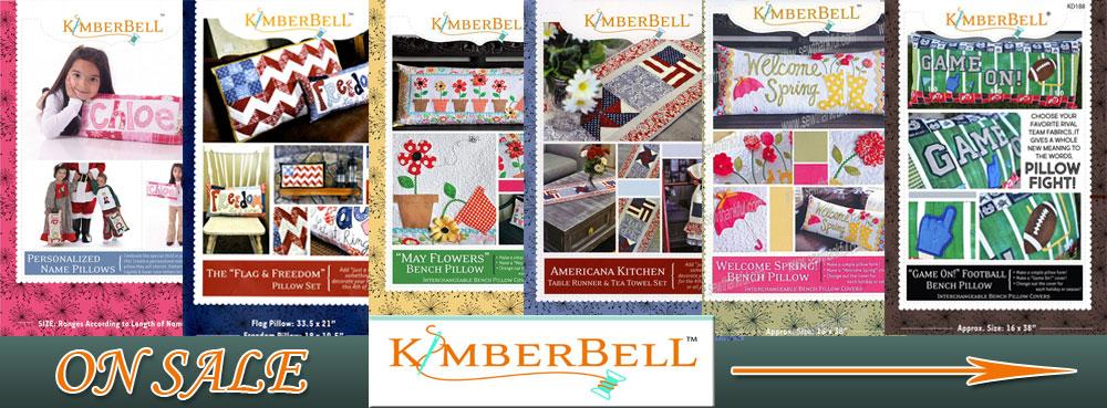 kimberbell patterns