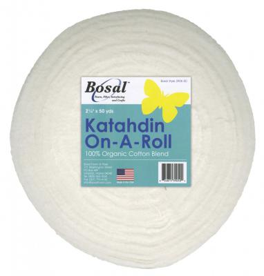 Katahdin On A Roll - 2.25 inch wide x 50yds White from Bosal