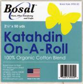 Katahdin On A Roll - 2.25 inch wide x 50yds White from Bosal 1
