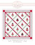 SPOTLIGHT SPECIAL (only while current supplies last!)...Patchwork Pines for Christmas sewing pattern from Bunny Hill Designs